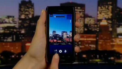 DROID 4 By Motorola - Capturing and Sharing Pictures and HD Video