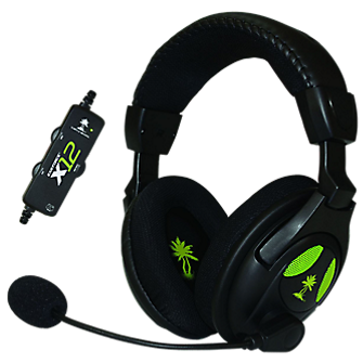 Turtle Beach EarForce X12 Gaming Headset