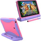 Kids Case for Ellipsis Kids Tablet - Pink/Purple