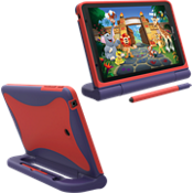 Kids Case for Ellipsis Kids Tablet - Red/Blue