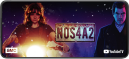 NOS4A2 on YouTube TV