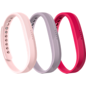 Accessory 3-Pack for Flex 2 - Pink (Large)