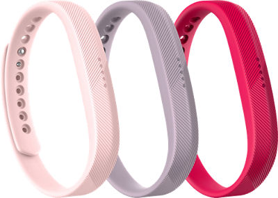 Image of Accessory 3-Pack for Flex 2 - Pink (Small)