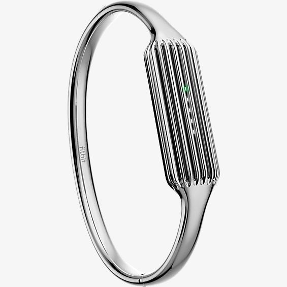 Flex 2 Accessory Bangle - Silver
