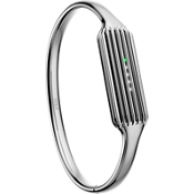 Flex 2 Accessory Bangle - Silver (Large)