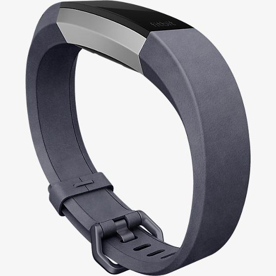 Alta HR Leather Accessory Band