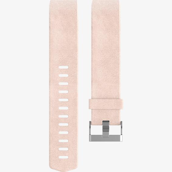 Luxe Leather Accessory Band for Charge 2