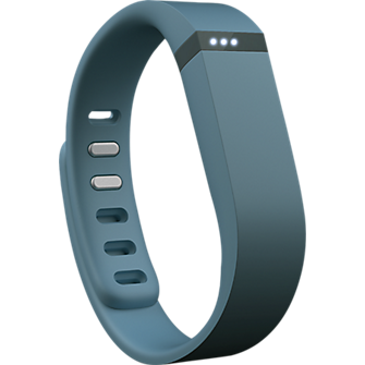 Fitbit Flex Wireless Activity + Sleep Wristband - Slate