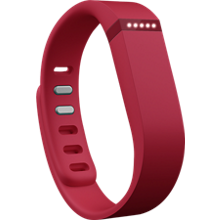 Fitbit Flex Wireless Activity + Sleep Wristband - Red