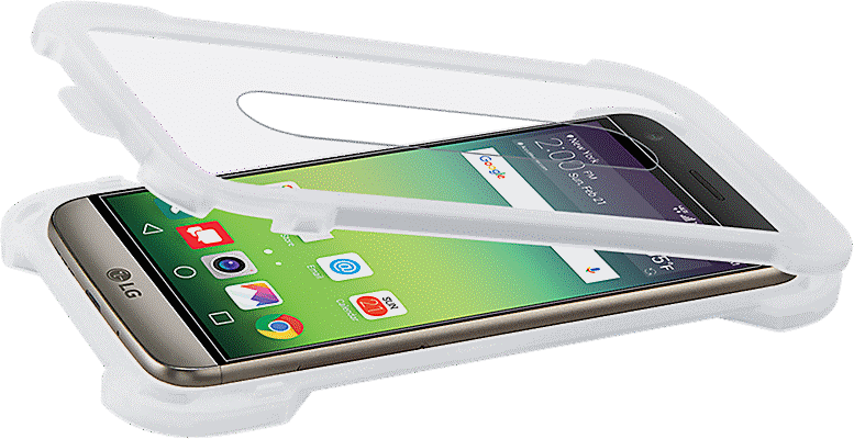 Flexible Glass Screen Protector with Alignment Kit for LG G5™