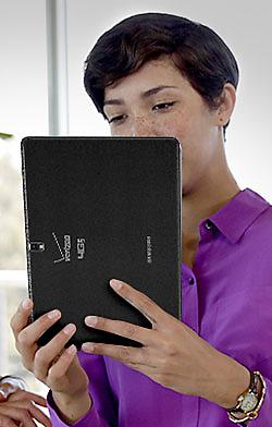 Samsung Galaxy Note® Pro