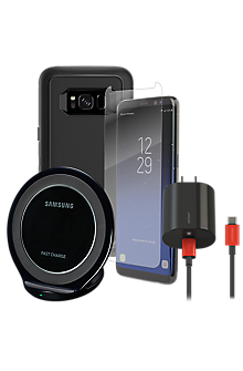 size 40 84015 9f8b6 OtterBox Defender Wireless Charging & Protection Bundle for Galaxy ...