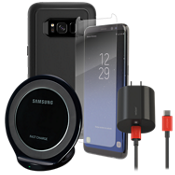 OtterBox Defender Wireless Charging & Protection Bundle for Galaxy S8