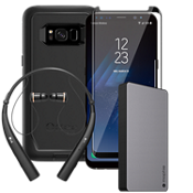 OtterBox Defender Power, Protection, & Headset Bundle for Galaxy S8