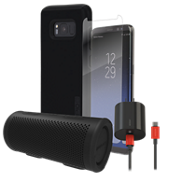 Incipio DualPro Power, Protection, & Stereo Bundle for Galaxy S8