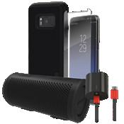 Incipio DualPro Power, Protection, & Stereo Bundle for Galaxy S8+