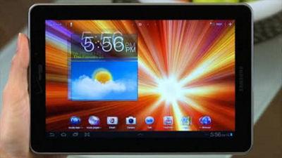 Galaxy™ Tab 7.7 Using All Share