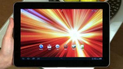 Galaxy™ Tab 10.1 Customization