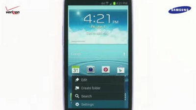 Using the Task Manager on Your Samsung Galaxy S III