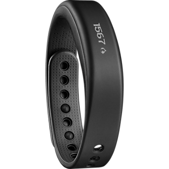 Garmin vivosmart - Black - Large
