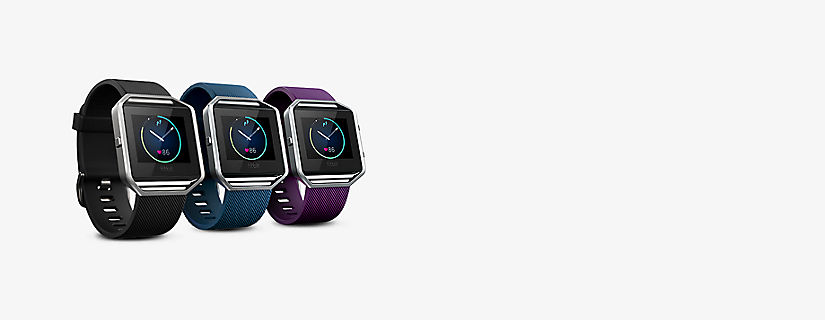 Take Fitness Tracking to a Whole New Level with Fitbit Blaze™