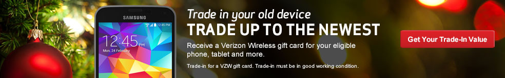 Receive $100 to $350 when you trade in an eligible device