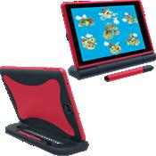 GizmoTab Kids Case - Red/Blue