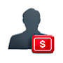 Employee Discounts icon