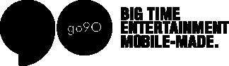 go90 logo, big time entertainment mobile-made.