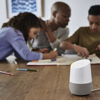 how to play songs on device google home
