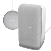 Google Home Max & Home Mini Bundle