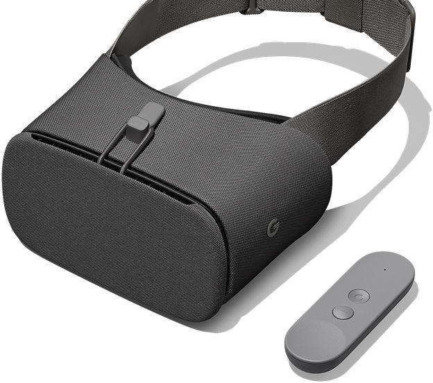 Google Daydream View with remote