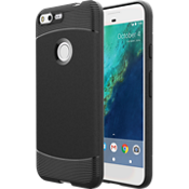 Matte Silicone Case for Pixel - Black