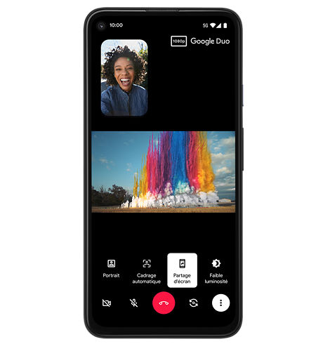 Video calling that feels more like teleporting.