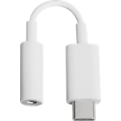 3.5mm Adapter - White