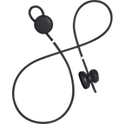 Google Pixel Buds - Just Black