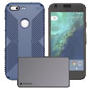Grip Case Power & Protection Bundle for Pixel