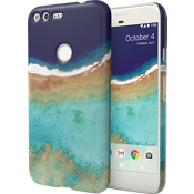 Google Earth Live Case for Pixel XL- Moindou