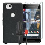Google Fabric Phone Case Bundle for Pixel 2