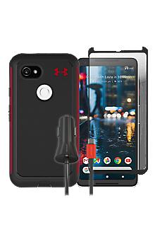 premium selection f8b2a 68804 UA Protect Ultimate Case Bundle for Pixel 2 XL