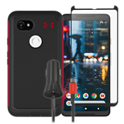 UA Protect Ultimate Case Bundle for Pixel 2 XL