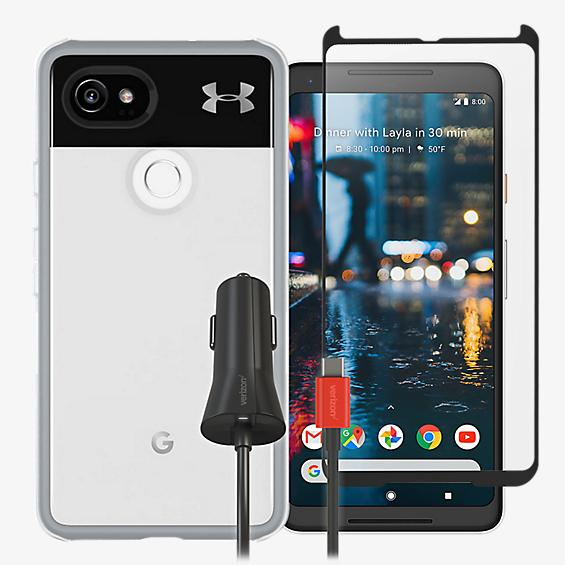 UA Protect Verge Case Bundle for Pixel 2 XL