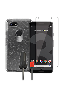 size 40 1f1bc f555d OtterBox Symmetry Case, Protection and Charging Bundle for Google Pixel 3 XL