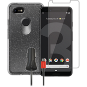 OtterBox Symmetry Case, Protection and Charging Bundle for Google Pixel 3 XL