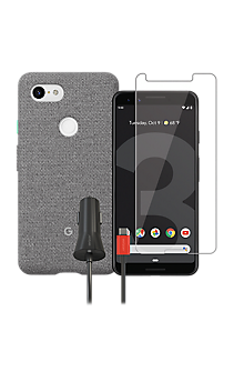 san francisco 96362 a5847 Google Case, Protection and Charging Bundle for Google Pixel 3 XL