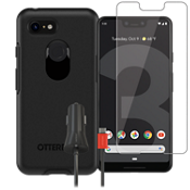 OtterBox Symmetry Case, Protection and Charging Bundle for Google Pixel 3