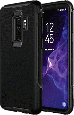 hot sale online ebbdf 39968 Genuine Leather Case for Galaxy S9+