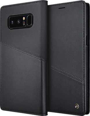 online store 848e3 bb1a4 Homme Flip Case for Galaxy Note8