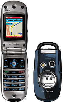 Verizon Wireless G'zOne Type-S