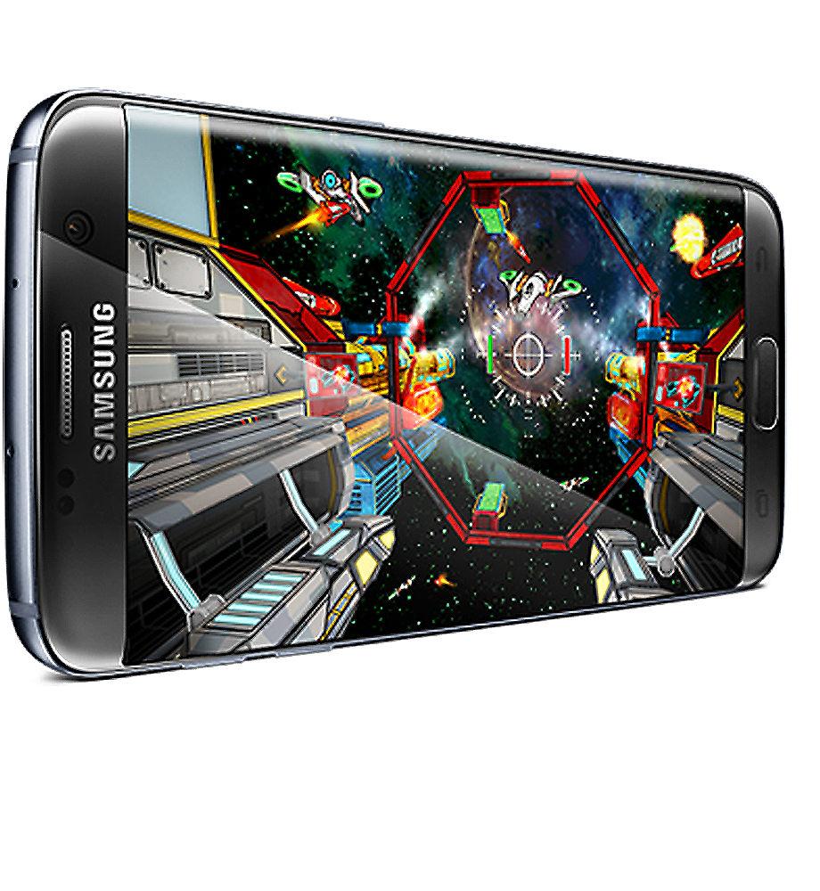 El Galaxy S7 edge te ofrece un borde real